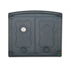 Дверки чугунные BATUMI 2