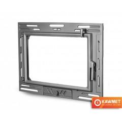 Дверцы для камина KAW-MET W9 490x680