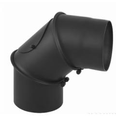 Колено KNSR 90, Ø 120-250, 2 мм регулированное